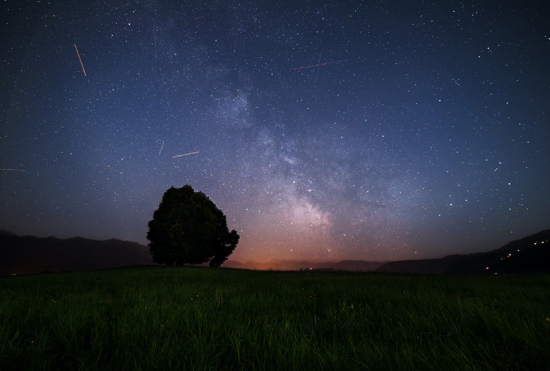 Wenige Schritte für bessere Milchstraßen Bilder
