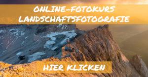 Online Foto Kurs Landschaftsfotograie